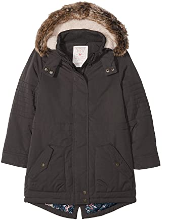 97ae180a7 Fat Face Girl's Tiverton Parka Coat