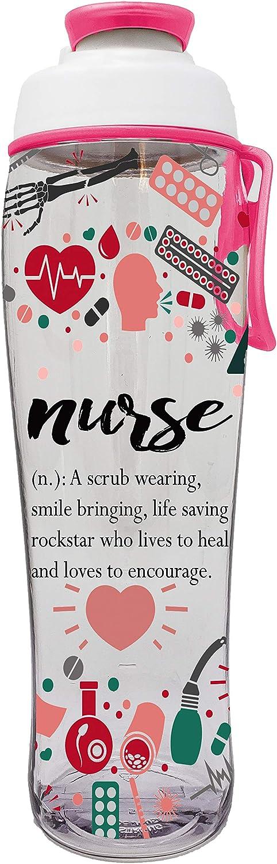 Nurse Water Bottle Review