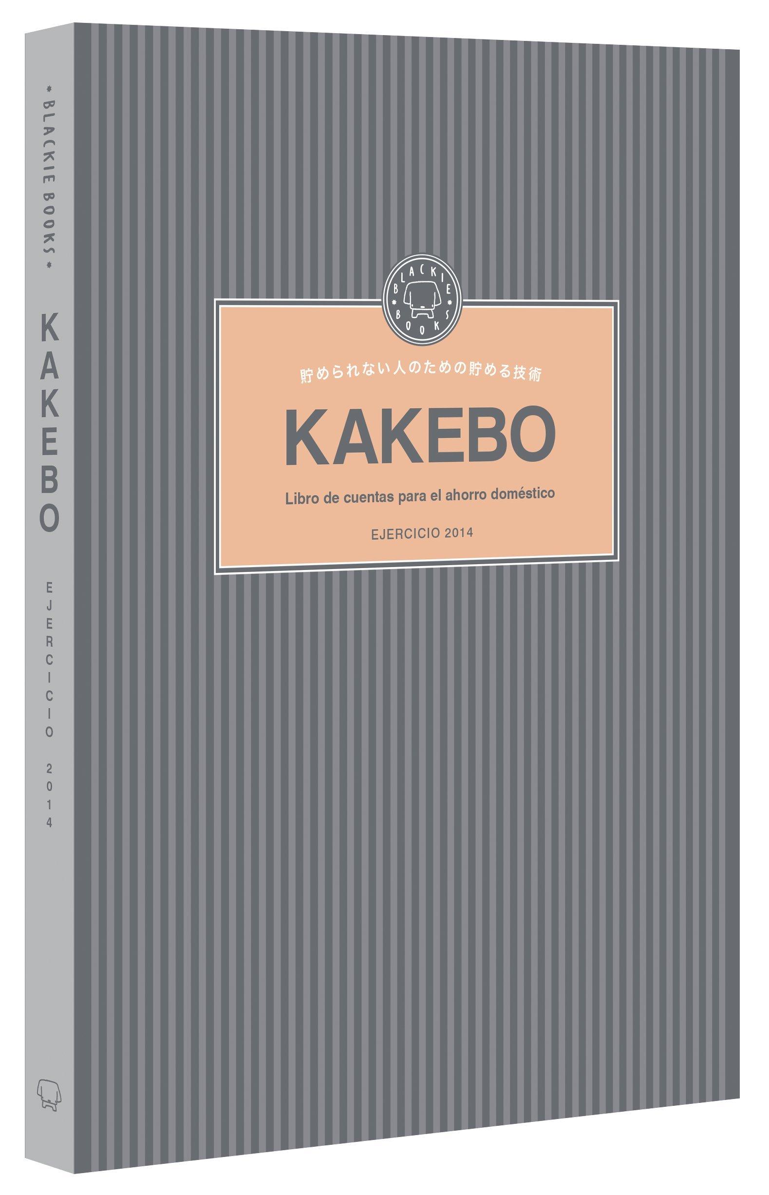 Kakebo Blackie Books: Libro de cuentas para el ahorro ...