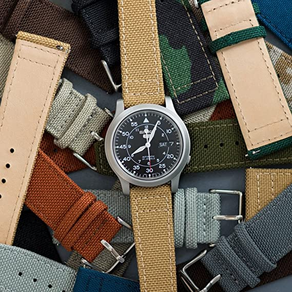 Clockwork Synergy   (M/L) Cordura Quick Release Watch Band by Clockwork Synergy