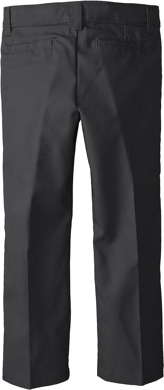Dickies Girls Slim Stretch Flat Front Pant