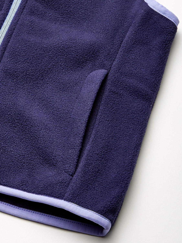 Essentials Girls Polar Fleece Vest Fleece Vest