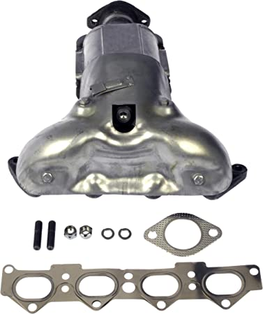 Non CARB Compliant Dorman 674-890 Exhaust Manifold with Integrated Catalytic Converter