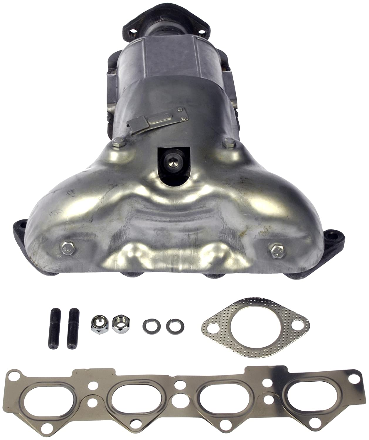 Non-CARB Compliant Dorman 674-980 Exhaust Manifold with Integrated  Catalytic Converter