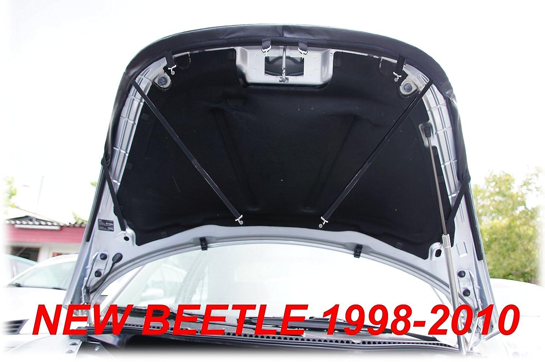 Bonnet Bra AB-00256 Stoneguard Protector Tuning Black