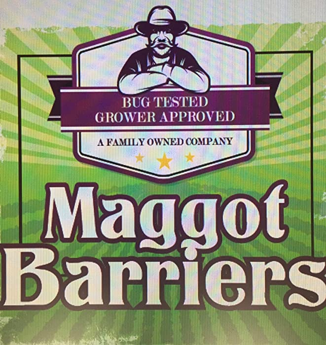 Maggot Barriers