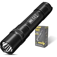 Nitecore MH11-1000 Lumens Torch - All Purpose Rechargeable Torch USB C - IP68 Waterproof With 18650 Rechargeable Battery