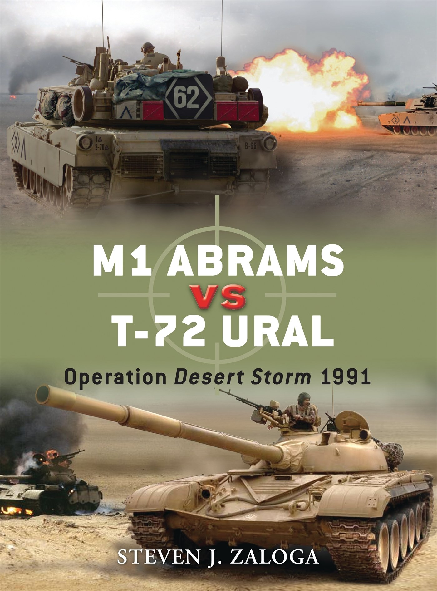 M1 Abrams T 72 Ural Operation