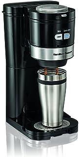 Amazoncom Mr Coffee Single Cup Coffee Maker With Travel Mug And
