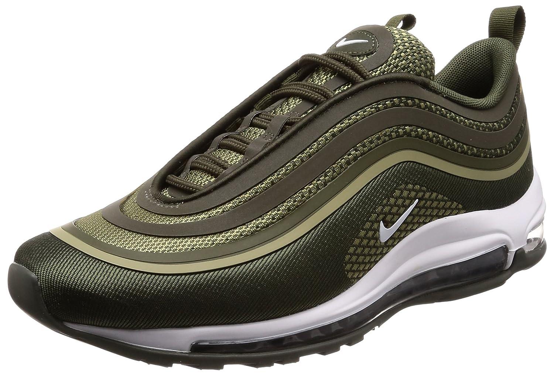 Nike Air MAX 97 Ul '17, Zapatillas de Gimnasia para Hombre 45 EU|Multicolor (Cargo Khaki / White-ri 301)