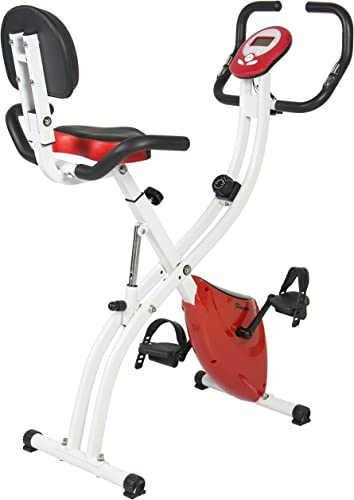 Best Choice Products Folding Upright Exercise Cycling Bicycle