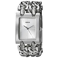 GUESS Women's G75916L Analog Display Quartz Silver Watch