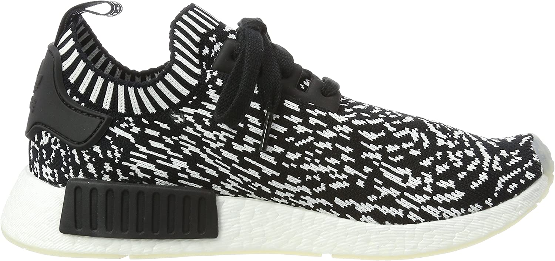 adidas Originals Mens NMD/_R1 Primeknit Trainers US9 Black