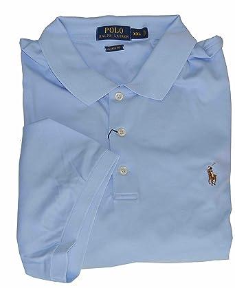eabb114c3ea9e Polo Ralph Lauren Classic Fit Soft Touch Short Sleeve Men s Polo Shirt  (2XL