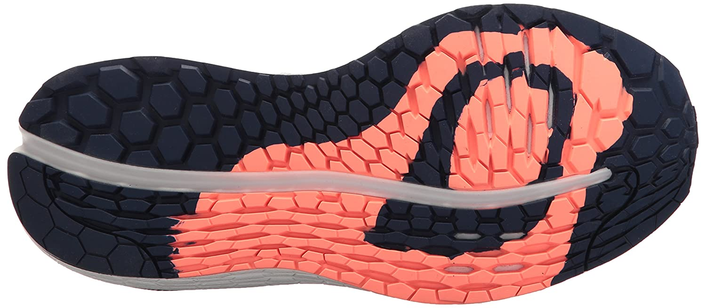New Balance Women's Vongo V2 Running Shoe B06XSC6WKN 55 B US|Pigment/Blue Iris