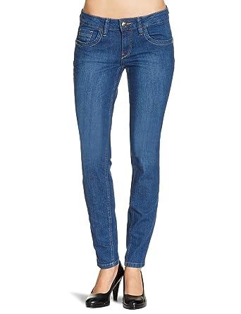 7d9189e04a3d ESPRIT Damen Jeans Extra Skinny N29B31 (33 30, Blau (authentic used 968))   Amazon.de  Bekleidung