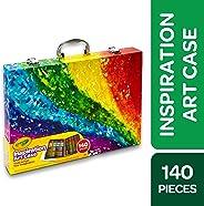 Crayola Inspiration Art Case Coloring Set, Gift for Kids Age 5+