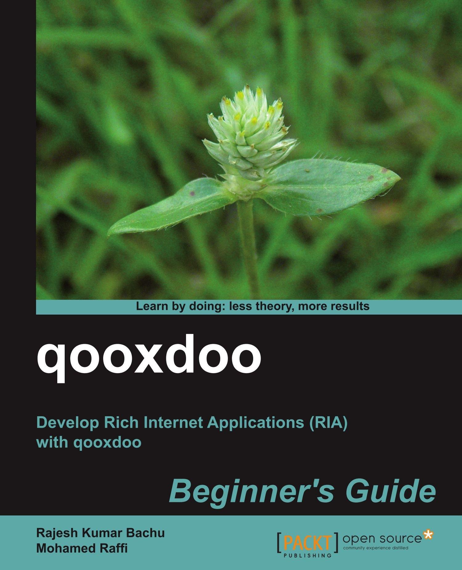 qooxdoo Beginner's Guide pdf epub