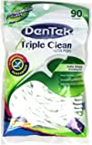 DenTek Triple Clean Floss Picks 90-count