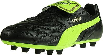 PUMA King Top M.i.i FG, Chaussures de Football Homme, Noir