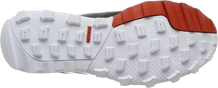 adidas AQ5844, Zapatillas de Trail Running para Hombre, Negro (Base Green/FTWR White/Core Black), 45 1/3 EU: Amazon.es: Zapatos y complementos