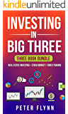Investing in big three: Real estate investing + Stock Market + Forex Trading