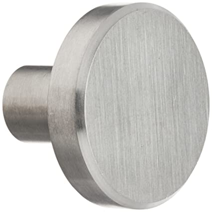 Superbe Laurey 89301 Cabinet Hardware Stainless Steel Knob, 1 1/2 Inch, Silver    Cabinet And Furniture Knobs   Amazon.com