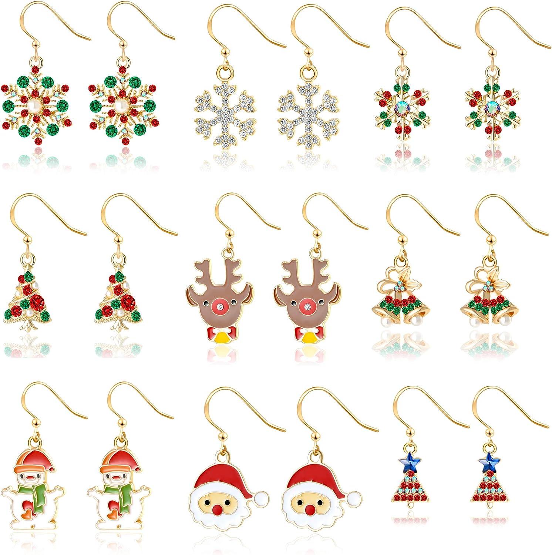 Christmas Stud Earrings...