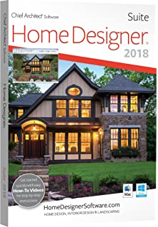 Amazon.com: Chief Architect Home Designer Pro 2018 - DVD