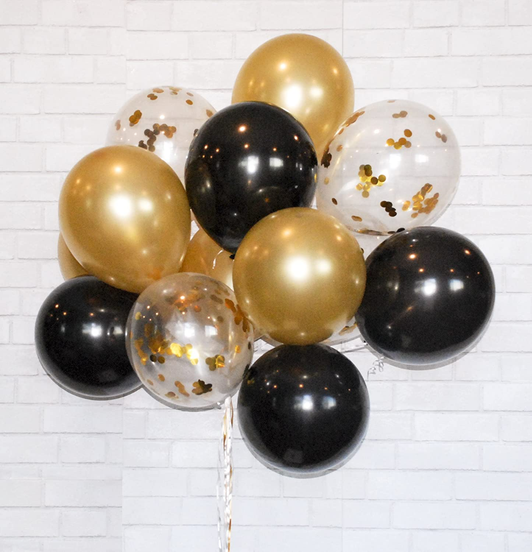 Gold Confetti 12