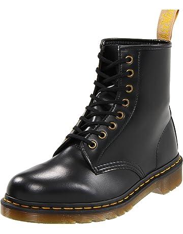 a2c842df19cc0 Dr. Martens Vegan 1460 Smooth Black Combat Boot