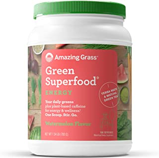 product image for Amazing Grass Green Superfood, Watermelon, 100 Servings
