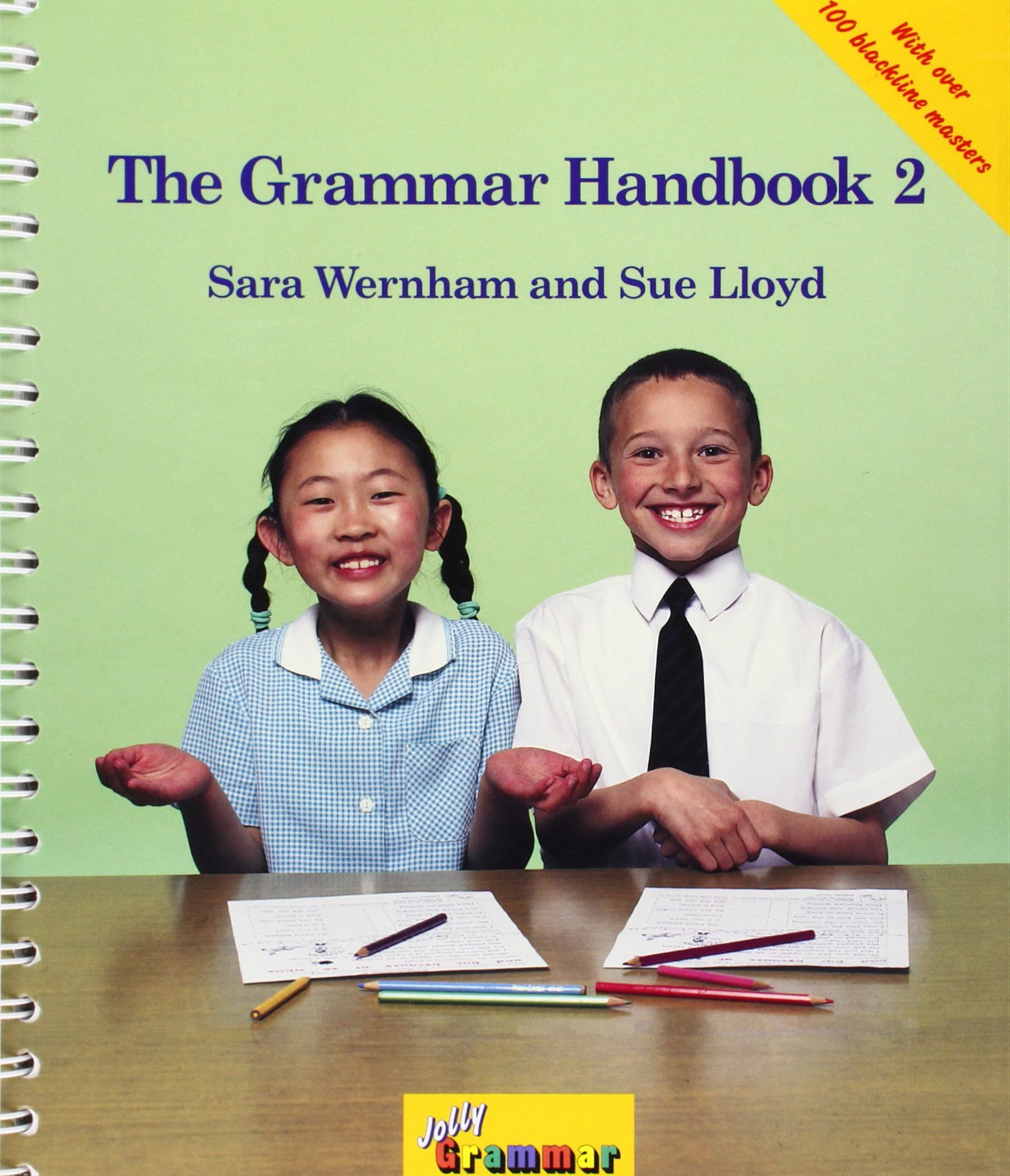 Read Online The Grammar Handbook 2 ebook