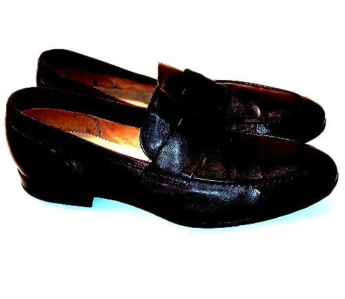Cordones Hombre Zapatos De Fieltro George Para Negro Green eWCBordxQ