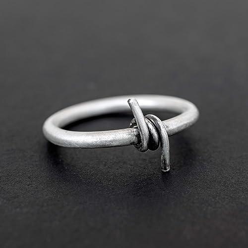 Anillo de plata esterlina 925 para hombres anillo de joyería para ...