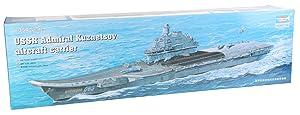 Trumpeter 1/350 Admiral Kuznetsov Russian Aircraft Carrier Model Kit