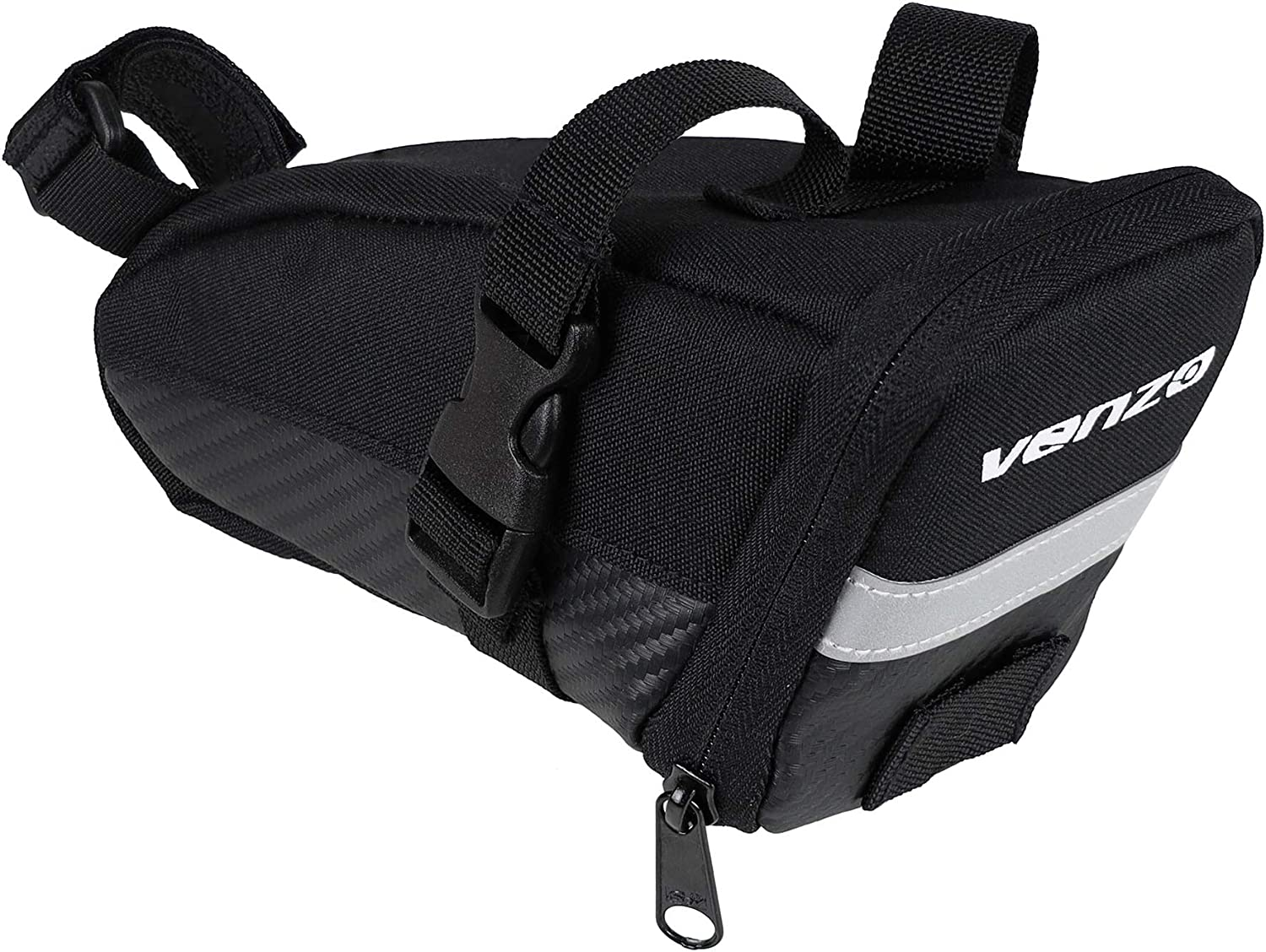 Venzo Road Mountain MTB Bike Bicycle Accessories Polyester Seat Saddle Bag