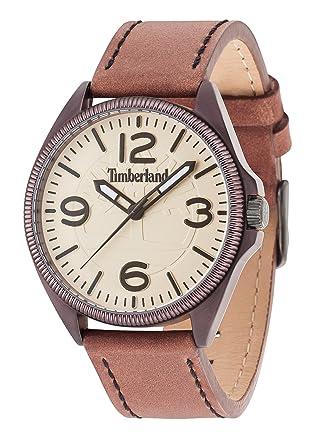 Herren Dean Timberland Analog Tbl Armbanduhr Quarz 94502aeu07a PkiOXZu