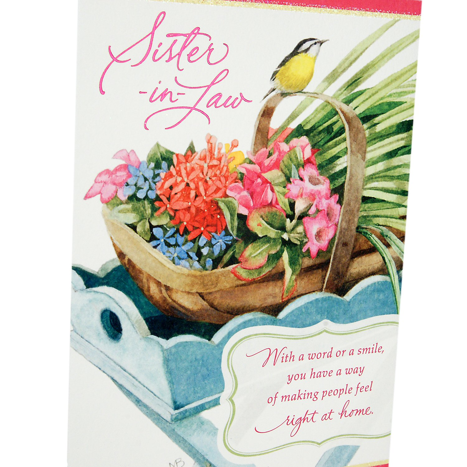 Amazon Hallmark Mothers Day Greeting Card For Sister In Law