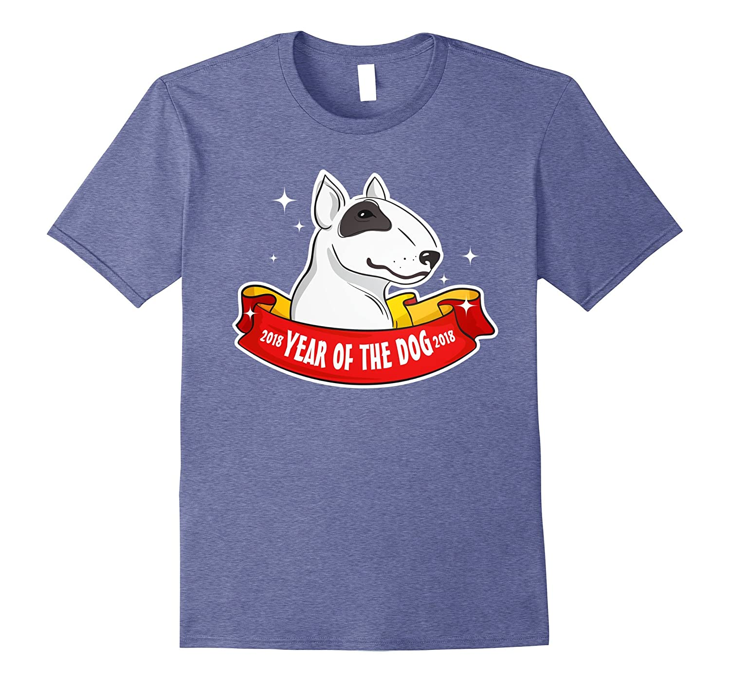 2018 The Year OF The Dog T-Shirt Men Women And Kids Styles-4LVS