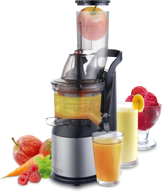 Fridja f1800 Whole Fruit Slow Juicer
