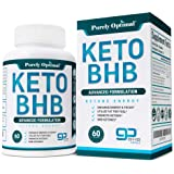 Premium Keto Diet Pills - Utilize Fat for Energy with Ketosis - Boost Energy & Focus, Manage Cravings, Support…