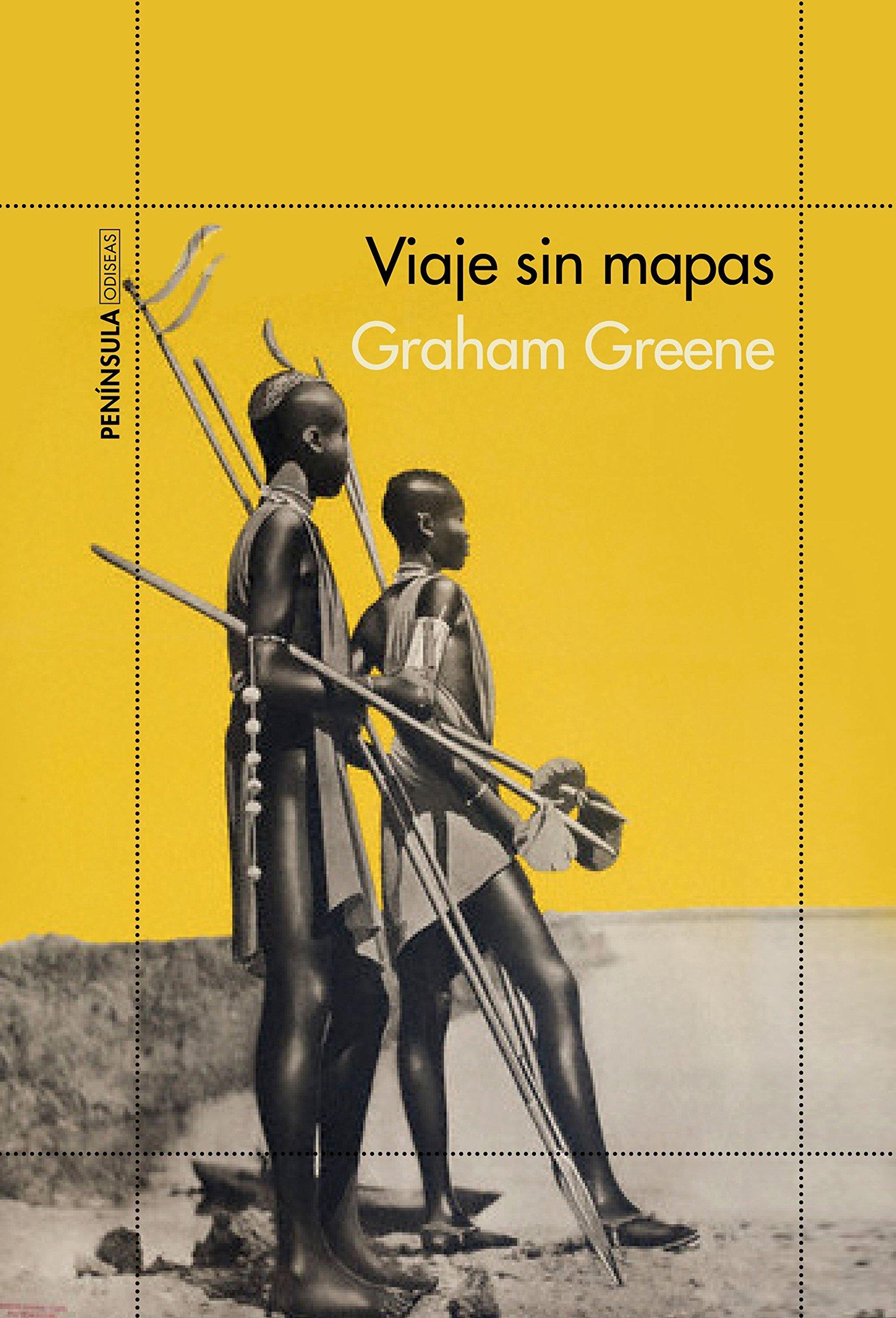 Viaje sin mapas (ODISEAS): Amazon.es: Graham Greene, José Manuel Álvarez  Flórez: Libros