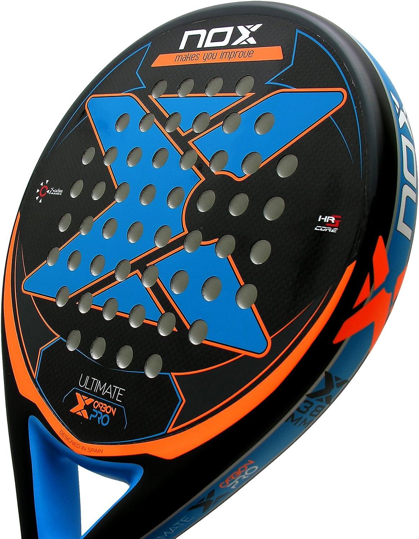NOX Pala p/ádel Ultimate Carbon Pro