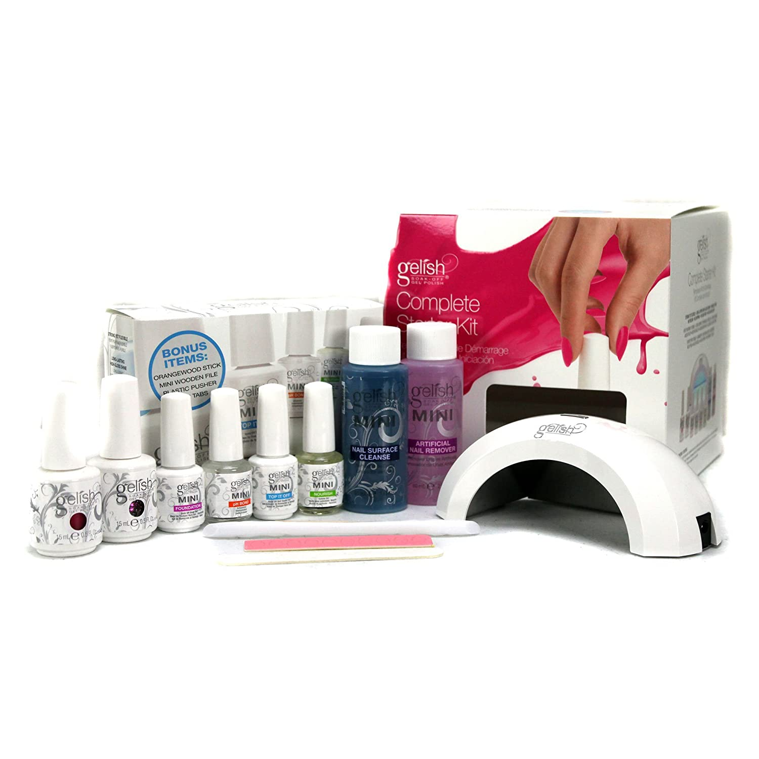 Gelish Complete Starter Kit, 1 Count HMYG0027
