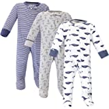 Touched by Nature Unisex Baby Organic Cotton...