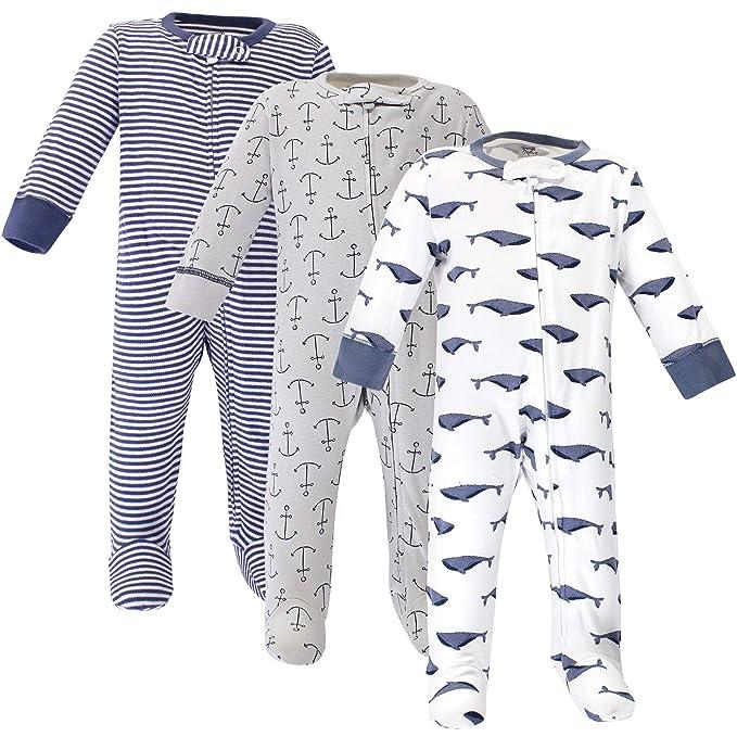 Amazon.com: Touched by Nature - Bebé unisex de algodón ...