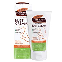 Palmer's Cocoa Butter Formula Bust Cream for Pregnancy Skin Care with Vitamin E, 4.4 oz. (Pack of 3)