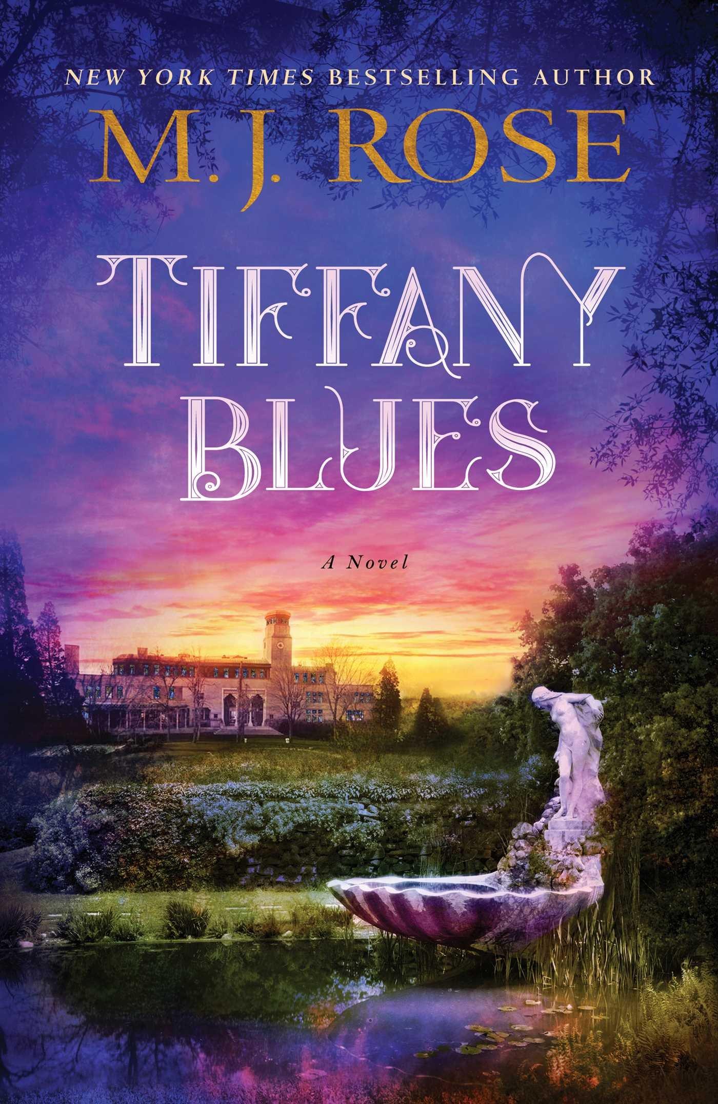 Tiffany Blues: A Novel by Atria Books