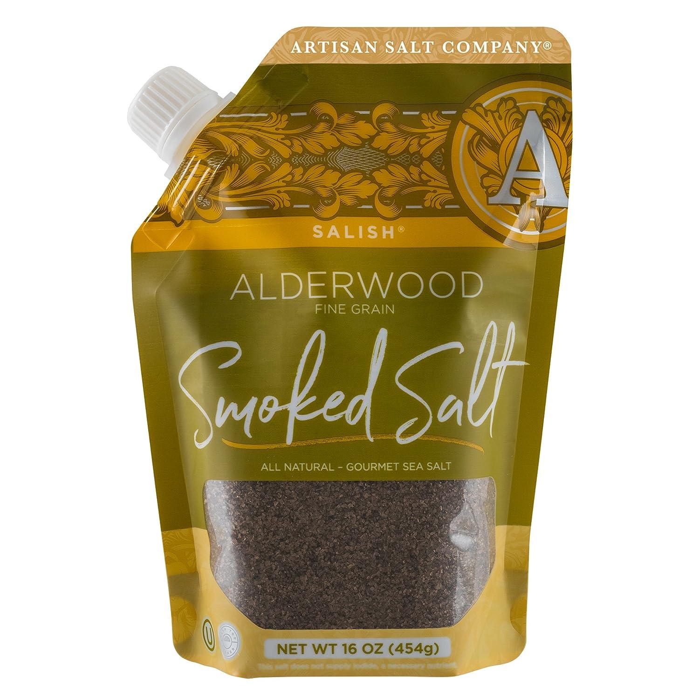 SaltWorks Flor de Sel, Flor Francesa de Sal: Amazon.com ...